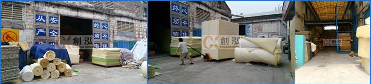 chuanghong sponge production 35