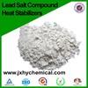 lead salt stabiliser for semi-transparent pipes