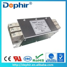 5A - 1600A 480VAC Three Phase Power EMC Filter for Motor Drive and Servo