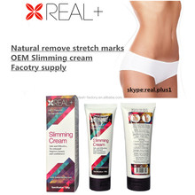 No side effects of slimming herb cream REAL PLUS lose weight body cream