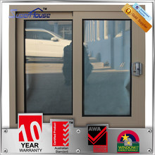 Modern latest home window design aluminium sliding windows