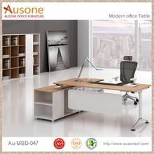 Simple design & luxury office executive desk boss table