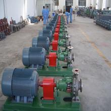 MultiStage Low NPSH Chemical Pumps