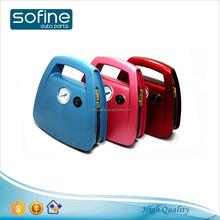 SF small 2 cylinder portable car tire inflator pump micro electric 12v mini car air compressor pump