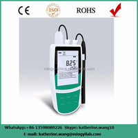 Laboratory portable dissolved oxygen meter ( do meter )
