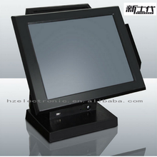 Black Android EPOS cash register