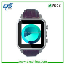 new style dual core sim card wrist smart bluetooth watch phone cheap price for mobile phone