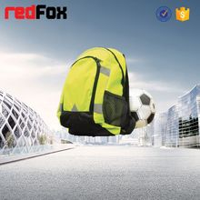 Useful high visibility backpack leather bags men for school bag