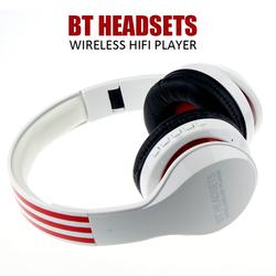 Wireless Bluetooth Headphone HiFi Music Player Support TF Card Folding Bluetooth Headset Stereo Earphone