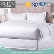 ELIYA Factory Wholesale New Design 100% Cotton Hotel Bed Linen Sheet Set