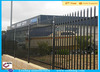 steel fence posts/iron fence for garden/dog kennel fence panel factory