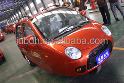 Fulu hot sale 3 wheel motor tricycle from china/India and Africa market for sale