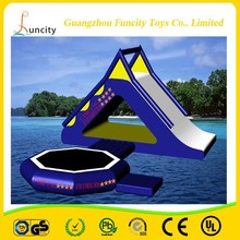 Hot selling Outdoor Water Sports Games, Inflatable Water Trampoline
