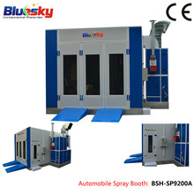 2015 good choice CE airbrush spray booth/painting booth for car/paint booth fan