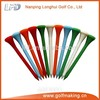 Custom bulk plastic golf tees