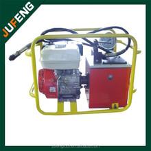 JDB-800 gasoline engine electric driven hydraulic pump