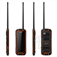 4g rom ip68 waterproof android mobile phone gsm walkie talkie octa core landrover a9 rugged smart phone