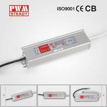 high power waterproof 12v 120w constant voltage power supplies aluminum enclosure led driver