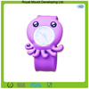 high quality sea animal shape silicone slap watches for kids