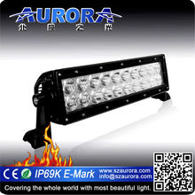 AURORA 10'' double row led 4x4 light bar vibration