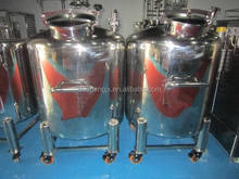 Desheng Hight Quality And Low Price Stainless Steel Diesel Fuel Storage Tank