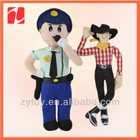 High Quality Children Lovely Stuffed Plush Toy Doll