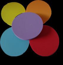 espuma EVA colorido