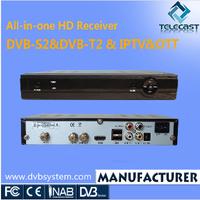 DVB-S2 DVB-T2 Digital tv receiver