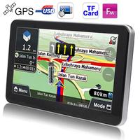 704 Black, 7.0 inch TFT Touch Screen Car GPS Navigator, Support ISDB-T Digital TV, Bluetooth , AV in Voice Broadcast
