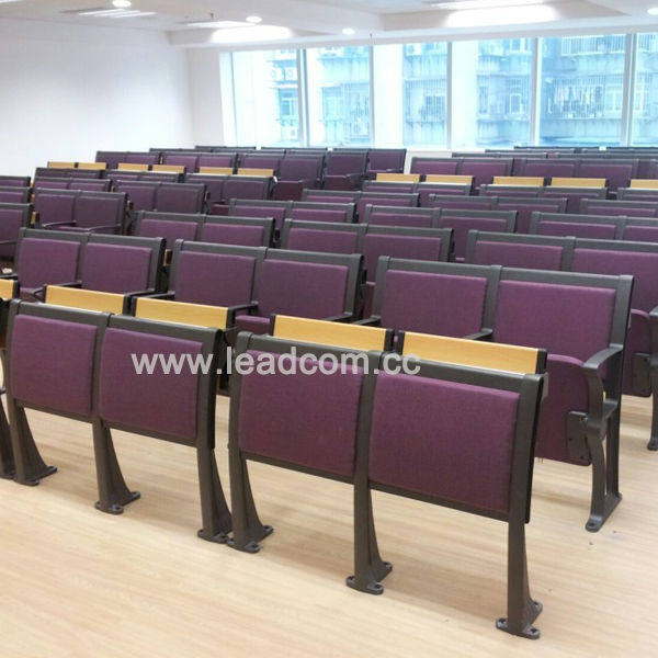 Lead hot sale lecture furniture school table and chairs