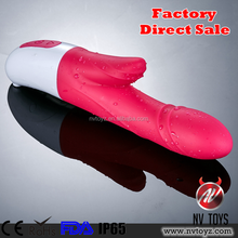 10 Model Mini Rabbit Vibrator I Clitoris and G-spot Stimulating Adult Sex Toys for Women