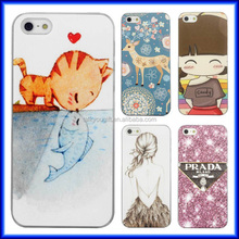 Cute anti-scratch cartoon Silicone mobile phone cover for sumsung iphone, fashion durable cute cartoon mobile phone cover