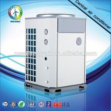 have automatic defrost function R410A most popular all-in-one heat pump with water tank for shower micro heat pump 12v/24v