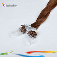 100% Superior Quality Pure Full Cuticle 18 inch Micro Beads Hair Extension