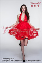 #5101 Red Sexy Babydoll