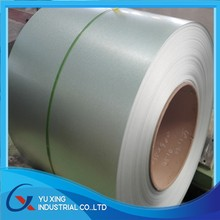Aluzinc steel coil anti finger print coating ASTM A792M