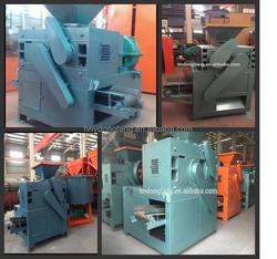 China leading brand coal fine briket ball machine/coal powder ball press machine