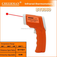 DT8360 New style factory Digital Infrared Thermometer with ODM,OEM service