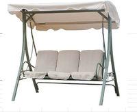 0utdoor 3 Person Swing Cushion Canopy