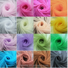 100 polyester Soft gauze mosquito gauze fabric mesh yarn costume net fabric DIY Fabric