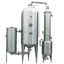 Single Effect coconut Juice Vacuum Evaporator with batch operation