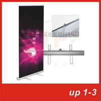 UP1-3 Model 8 Roll Up Banner Display Standees for Product Promotion