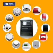 Addressable Fire Alarm System For Building