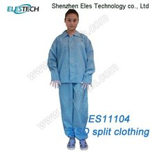 USA standard ESD fabric for jacket use in electronics