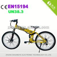 2013 new design electric pit bike