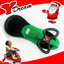 YDREAM Children And Adult swing car plasma car twist car Manufacturer With MAX Load:120KGS
