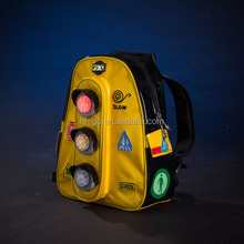 2014 new product road safety road safety led light backpack