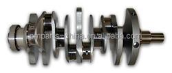 We supply high quality engine crankshafts