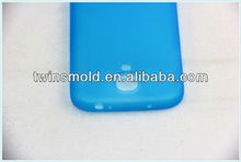 Hot selling Blue ultrathin 0.45mm PP Unique phone case for Samsung S4 Galaxy Note