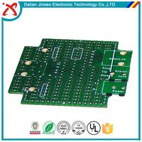 Min. Trace 3mil Halogen Free TV Antenna PCB Circuit Board
